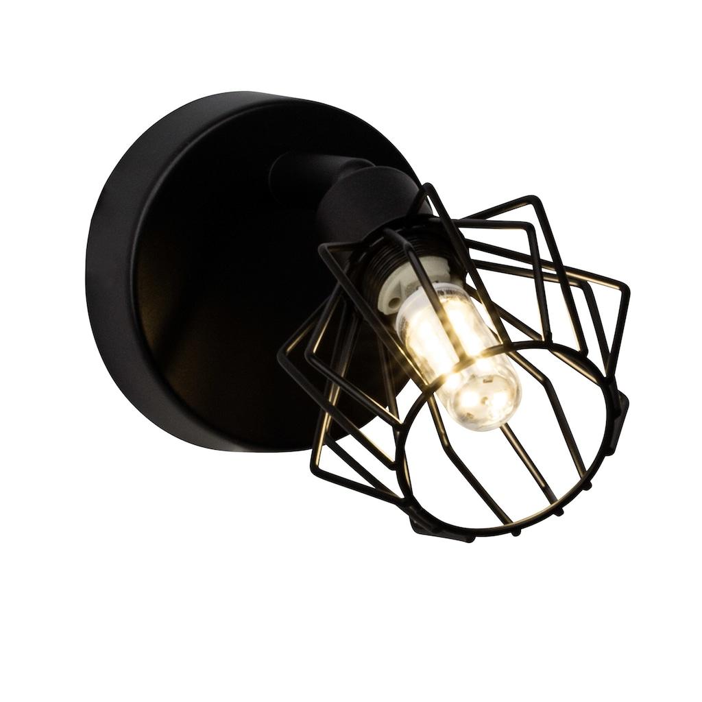 Brilliant Leuchten Wandstrahler, G9, Warmweiß, Noris LED Wandspot