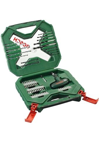 BOSCH Bohrersatz »X-Line Set«, (54 tlg.) kaufen