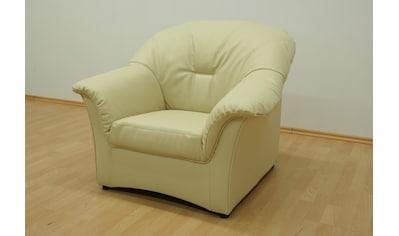 DOMO collection Sessel »Papenburg Top« kaufen