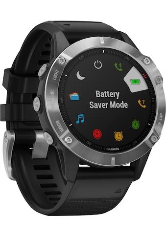 Garmin FENIX 6 Smartwatch (3,3 cm / 1,3 Zoll) kaufen