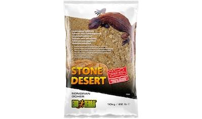 EXO TERRA Terrarien - Substrat »EX Sonoran Ocher Stone Desert«, 10 kg kaufen