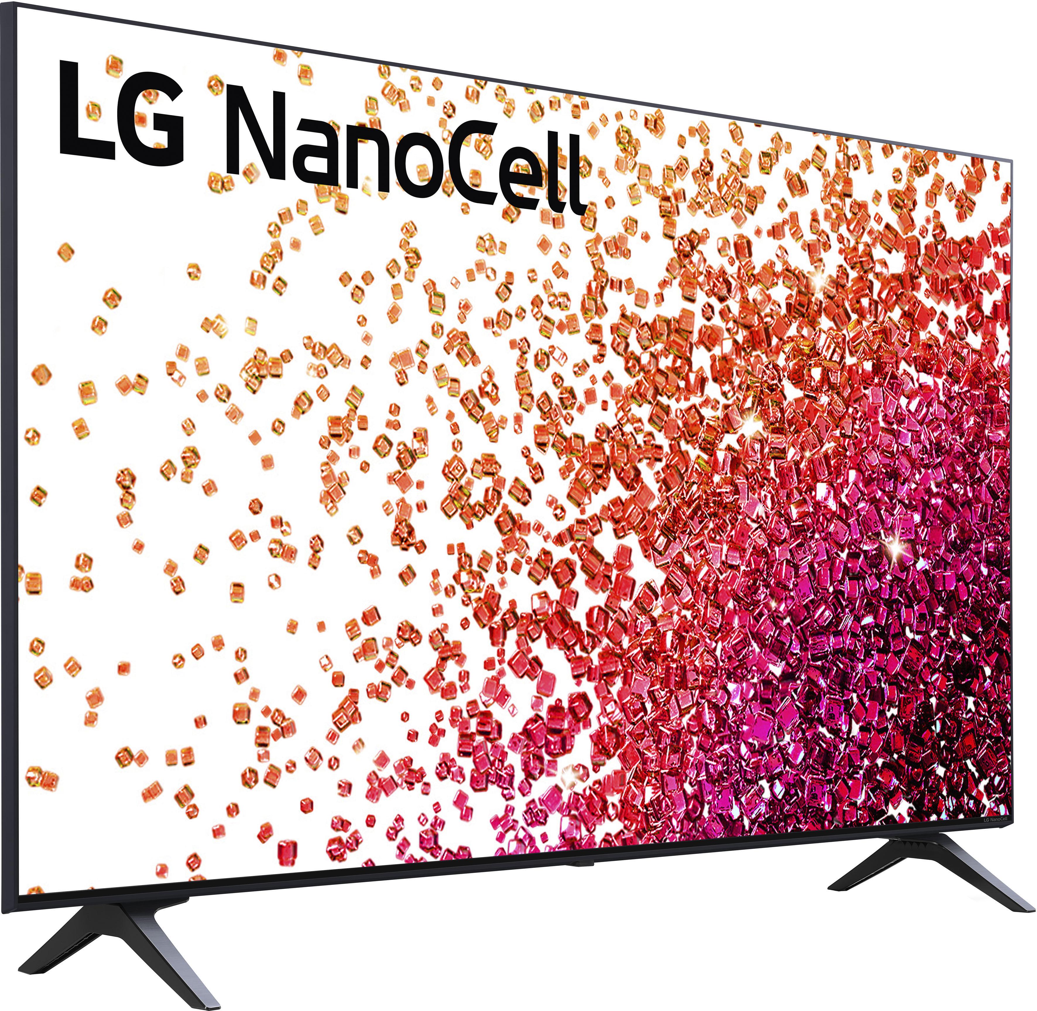 LG LCD-LED Fernseher 43NANO759PA , 108 cm 43 , 4K Ultra HD, Smart-TV, NanoCell