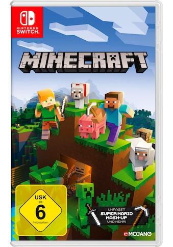 Nintendo Switch Spiel »Minecraft: Nintendo Switch Edition«, Nintendo Switch kaufen
