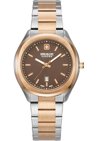 Swiss Military Hanowa Schweizer Uhr »ALPINA, 06 - 7339.12.005« kaufen