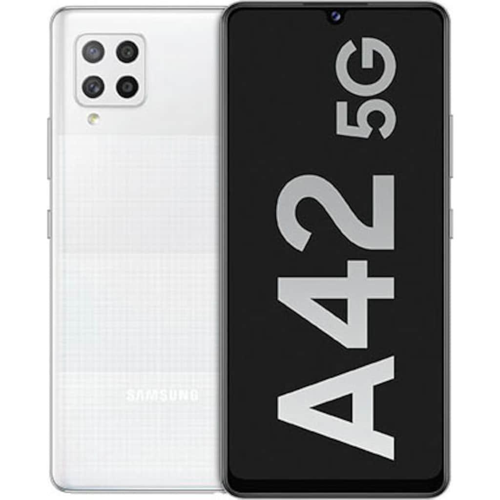 "Samsung Smartphone »Galaxy A42«, (16,76 cm/6,6 "", 128 GB Speicherplatz, 48 MP Kamera)"