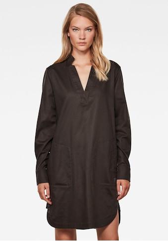 G - Star RAW Blusenkleid »Milary Shirt Kleid« kaufen