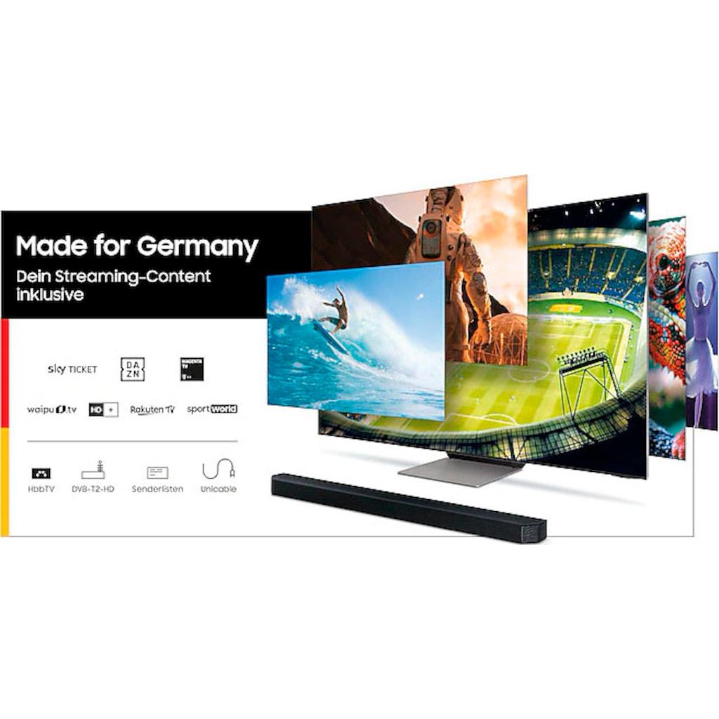"""Samsung LED-Fernseher »GU50AU7199UXZG«, 125 cm/50 """", 4K Ultra HD, Smart-TV"""