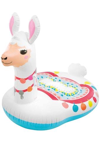 Intex Badespielzeug »RideOn Cute Lama«, BxLxH: 94x135x112 cm kaufen