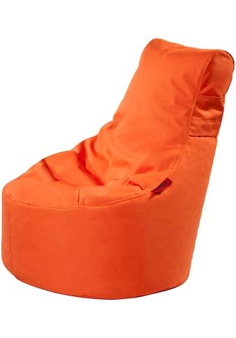 OUTBAG Sitzsack »Slope XS Plus«, wetterfest, für den Außenbereich, BxH: 60x70 cm kaufen
