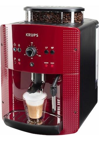 Krups Kaffeevollautomat »EA8107«, mit Kegelmahlwerk kaufen