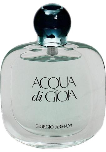 """Giorgio Armani Eau de Parfum """"Acqua di Gioia"""" kaufen"""