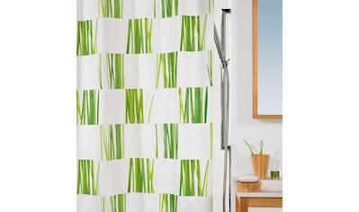 spirella Duschvorhang »Seagrass«, Breite 120 cm, Höhe 200 cm kaufen