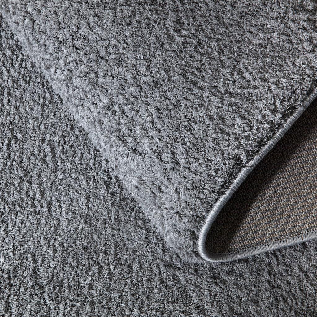 Festival Hochflor-Teppich »Delgardo K11501«, rechteckig, 30 mm Höhe, Besonders weich durch Microfaser