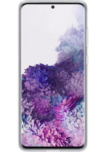Samsung Smartphone-Hülle »Clear Cover EF-QG985 für Galaxy S20+«, Galaxy S20+ kaufen