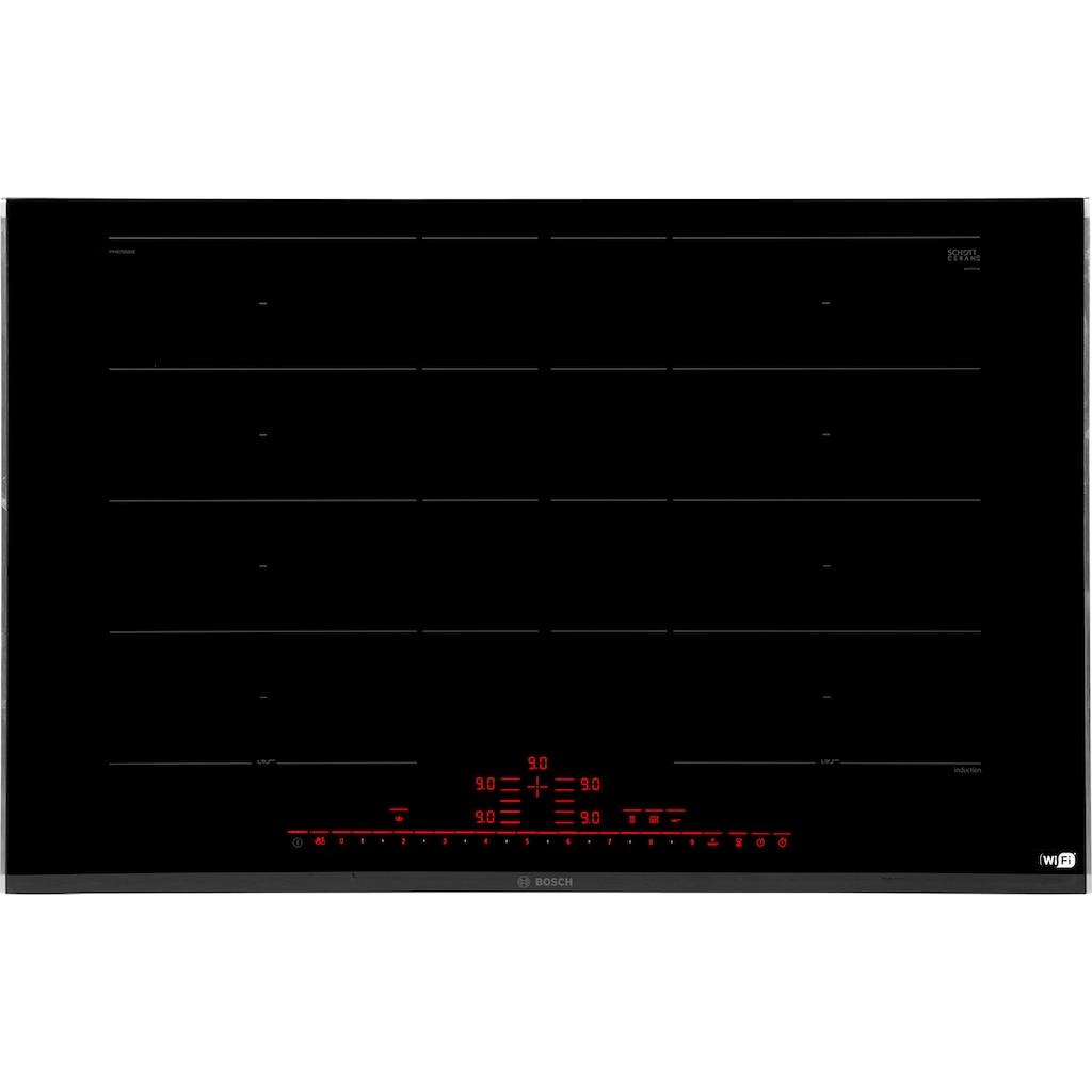 BOSCH Flex-Induktions-Kochfeld von SCHOTT CERAN®, PXY875DW4E, mit DirectSelect Premium