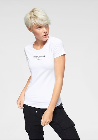 Pepe Jeans T - Shirt »NEW VIRGINIA« kaufen