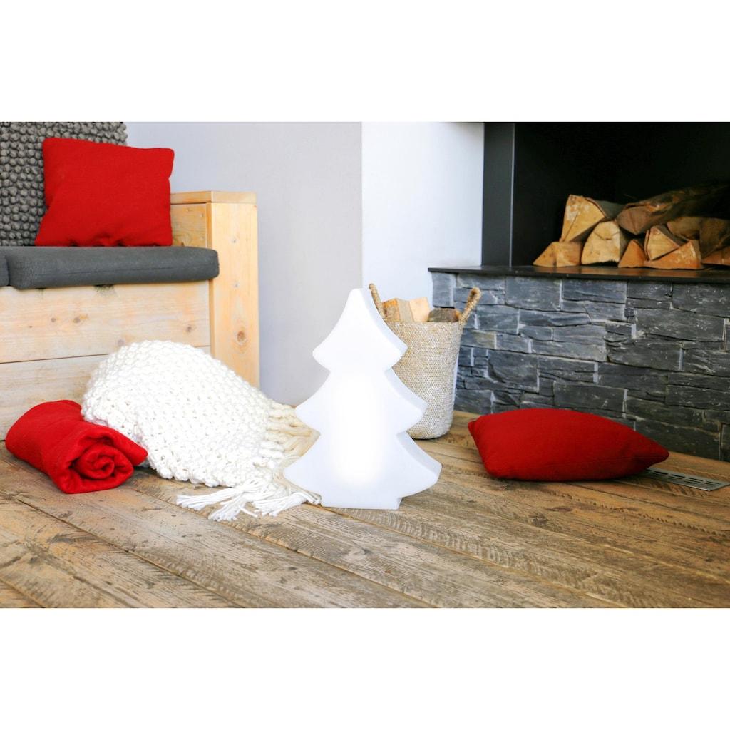 8 seasons design Dekolicht »Shining Tree«, E27, Kaltweiß, Höhe 40 cm