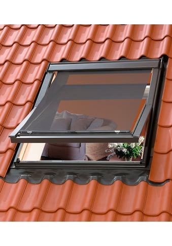 VELUX Hitzeschutzmarkise für Dachfenstergröße: 204/206 kaufen