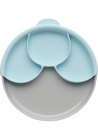 miniware Kindergeschirr-Set »Healthy Meal Set«, Sandwichteller mit Trennwand und Saugfuß kaufen
