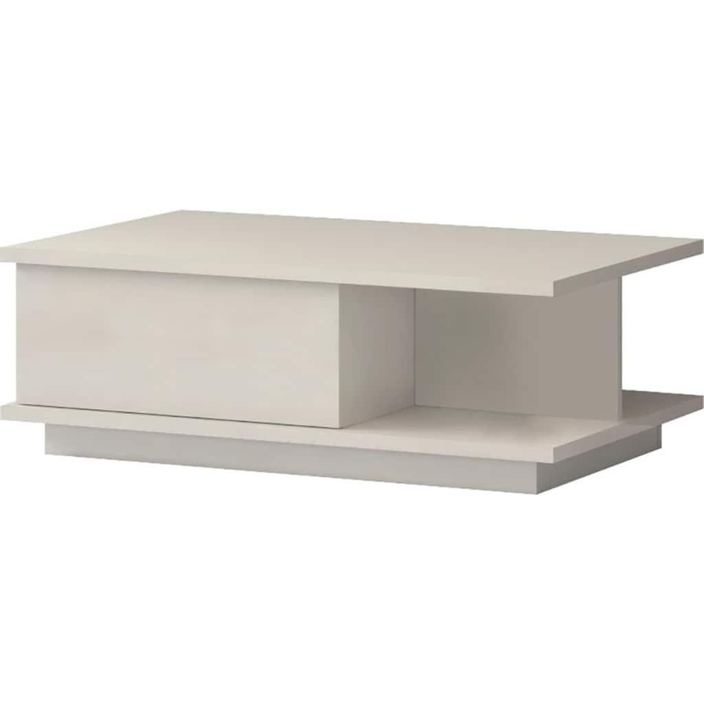 Places of Style Couchtisch »Piano«, UV lackiert, Wohnzimmer Tisch mit Schublade inkl. Soft-Close Funktion