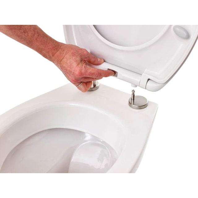 RIDDER WC-Sitz »Dallas«, mit Soft-Close