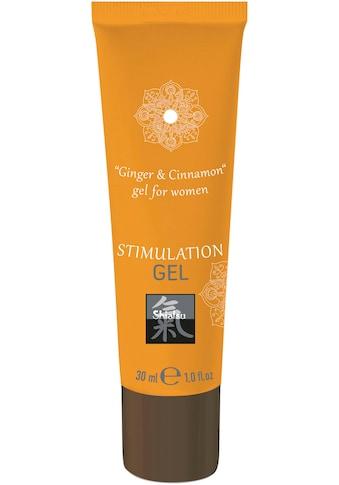 Shiatsu Intimcreme, Stimulation Cream kaufen