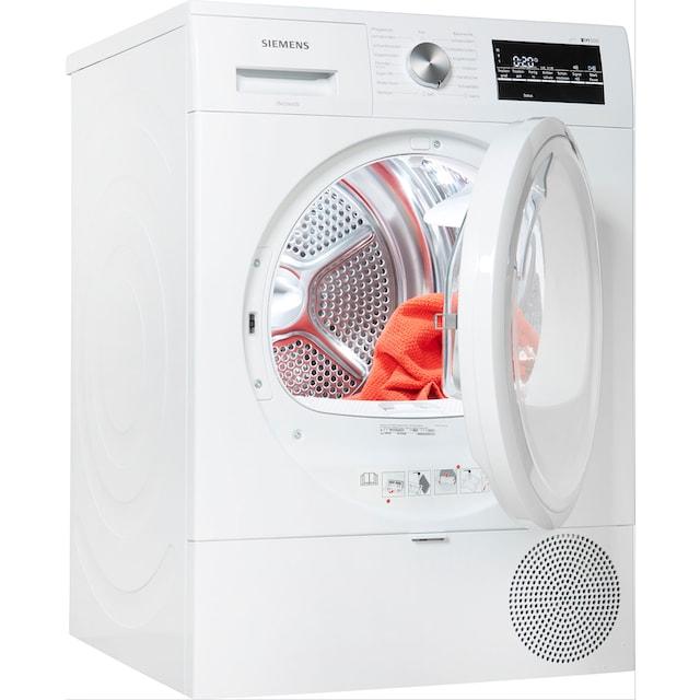 Siemens Wärmepumpentrockner Iq500 Wt47r440 8 Kg Online Bestellen Quelle De
