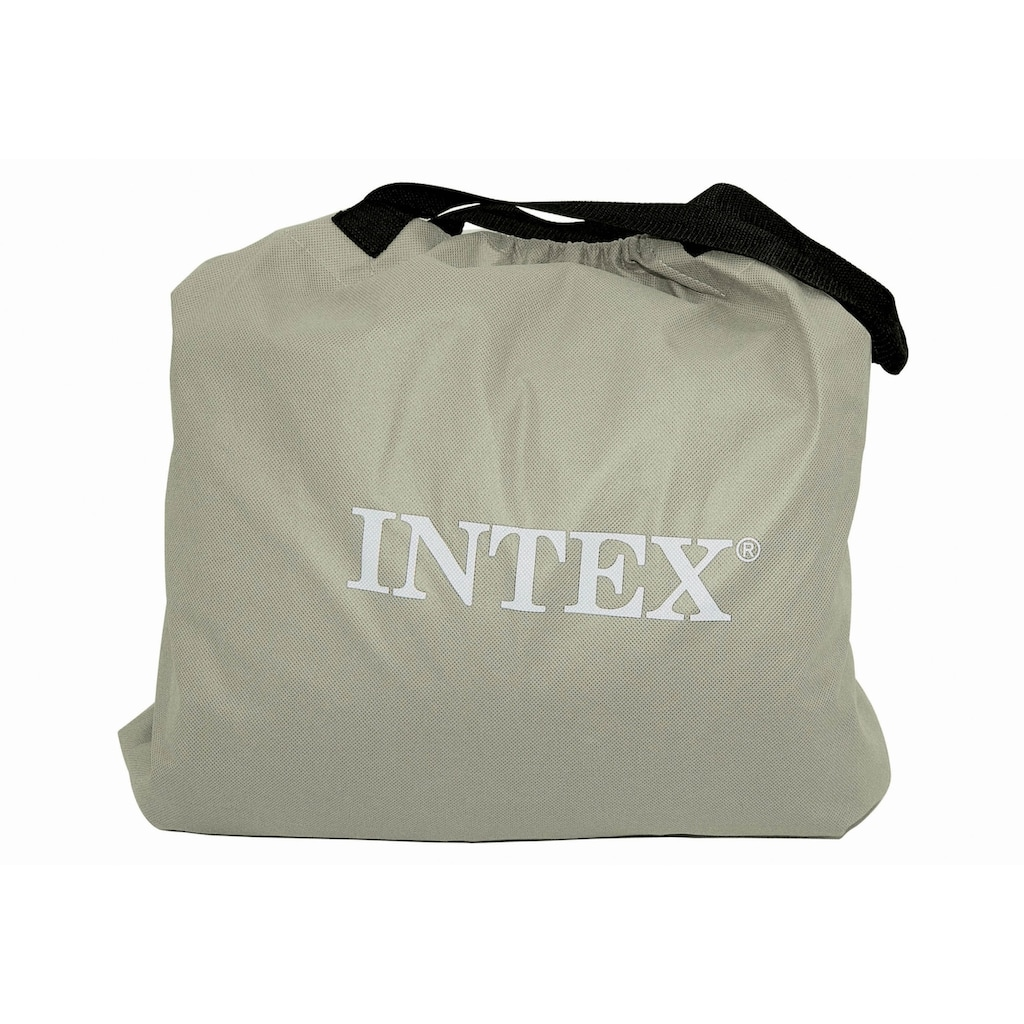 Intex Luftbett »Comfort-Plush Elevated Air Kit Queen«