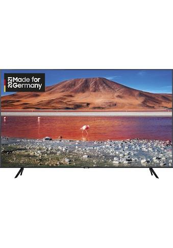 """Samsung LED-Fernseher »GU75TU7079«, 189 cm/75 """", 4K Ultra HD, Smart-TV kaufen"""