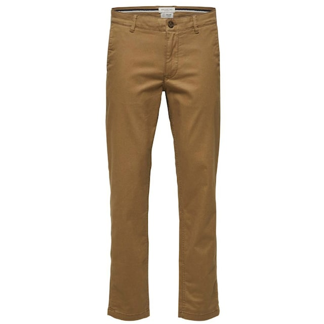 SELECTED HOMME Chinohose »NEW PARIS FLEX PANTS«