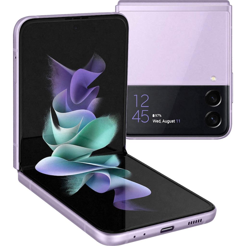 "Samsung Smartphone »Galaxy Z Flip3 5G, 256GB«, (17,03 cm/6,7 "", 256 GB Speicherplatz, 12 MP Kamera)"