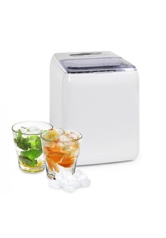 Klarstein Eiswürfelmaschine Klareis 20kg/24h Wassertank: kaufen