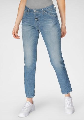 Please Jeans Röhrenjeans »P 06D«, Mit ausdrucksstarker 2 Knopfleiste kaufen