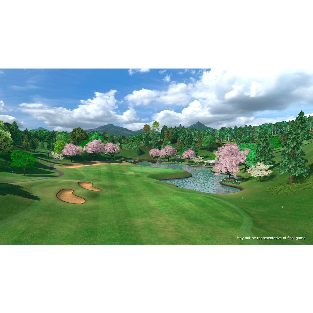 Everybody's Golf VR PlayStation 4