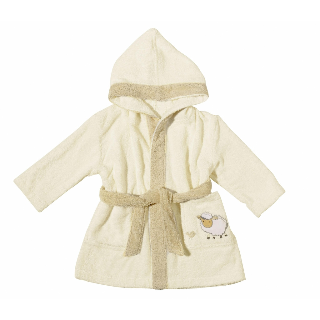 Egeria Kinderbademantel »Sheep«, (1 St.), mit Motiv