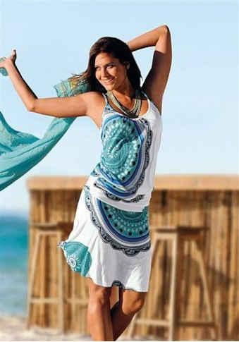 Beachtime Strandkleid, mit Alloverprint kaufen