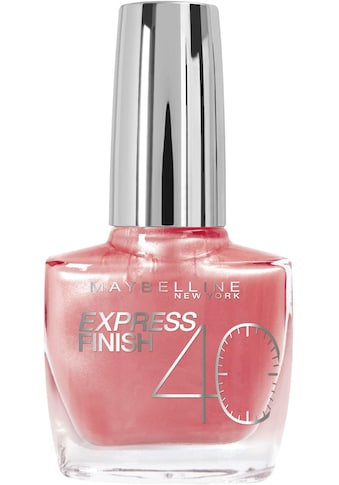 "MAYBELLINE NEW YORK Nagellack ""Express Finish Shock Control"" kaufen"