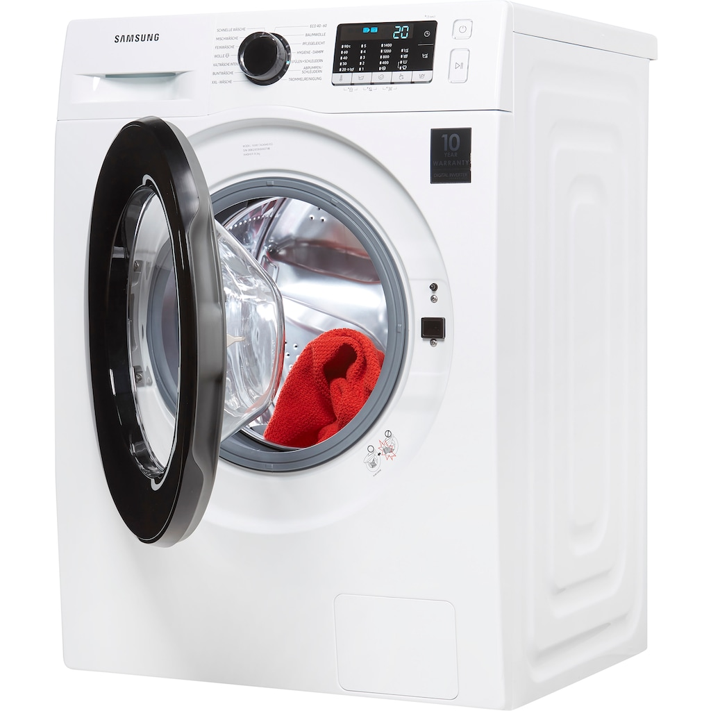 Samsung Waschmaschine »WW81TA049AE/EG«, WW81TA049AE/EG
