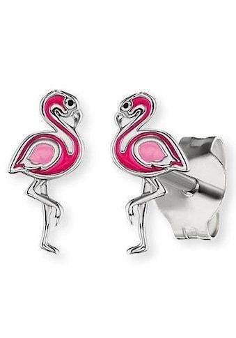 Herzengel Paar Ohrstecker »Flamingo, HEE - FLAMINGO - ST« kaufen