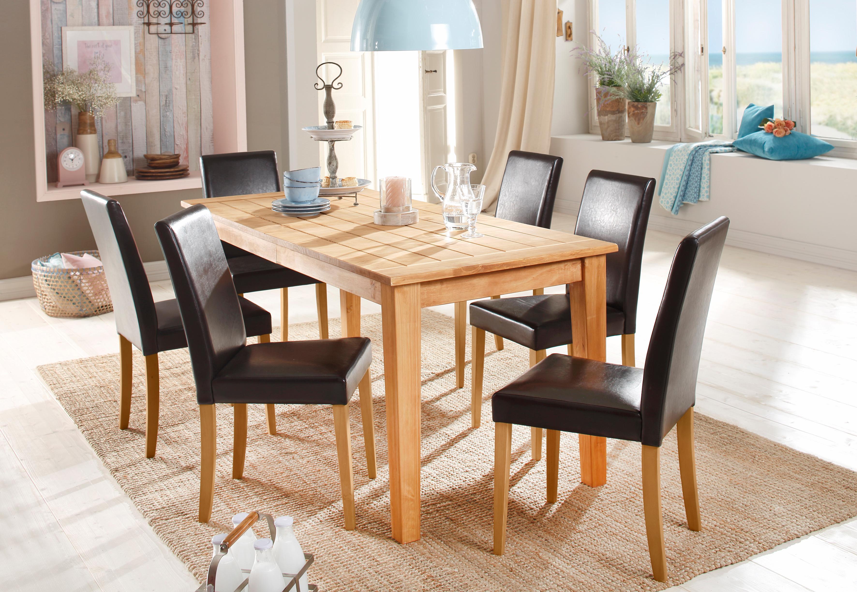 Home affaire Essgruppe | Küche und Esszimmer > Essgruppen > Essgruppen | home affaire