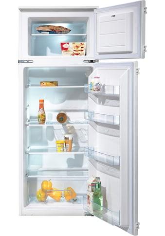 Amica Einbaukühlgefrierkombination, EKGC 16166, 144 cm hoch, 54,5 cm breit,... kaufen