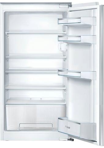 BOSCH Einbaukühlschrank »KIR20NFF0«, KIR20NFF0, 102,1 cm hoch, 54,1 cm breit kaufen