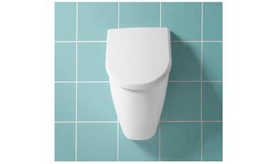 VILLEROY & BOCH Urinal Zulauf verdeckt kaufen