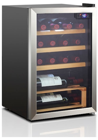 Hanseatic Weinkühlschrank »HWC20FCBH«, für 20 Standardflaschen á 075l kaufen