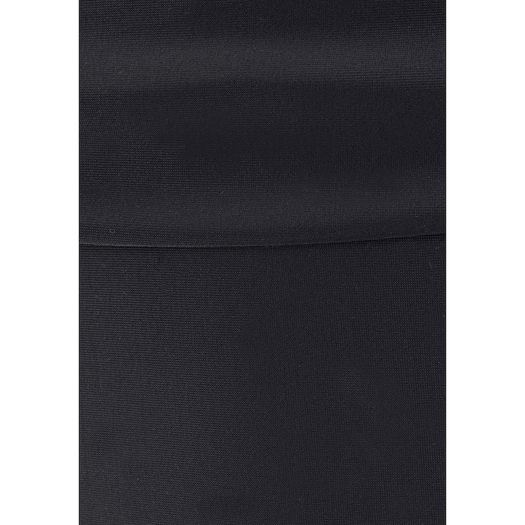 LASCANA Bügel-Bikini, mit Raffungen am Cup