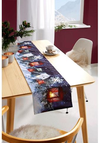 Tischläufer, »Winterzauber«, my home kaufen