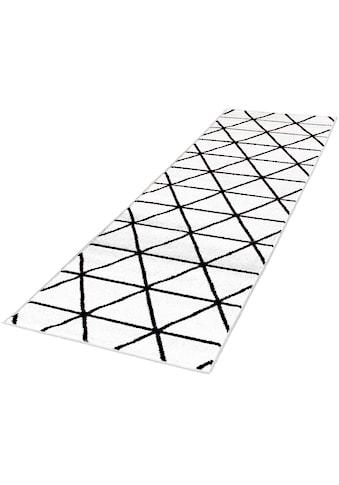 my home Läufer »Stellova«, rechteckig, 17 mm Höhe, grafisches Design, Flur kaufen