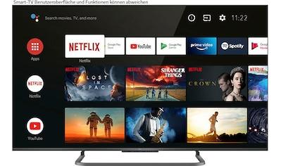 "TCL LED-Fernseher »55P816X1«, 139,7 cm/55 "", 4K Ultra HD, Smart-TV, Smart-TV kaufen"