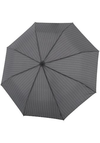 doppler® Taschenregenschirm »Fiber Magic Superstrong, stripe« kaufen
