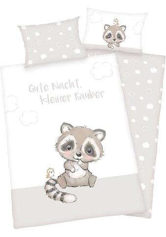 Baby Best Babybettwäsche »Kleiner Räuber«, aus Flanell kaufen